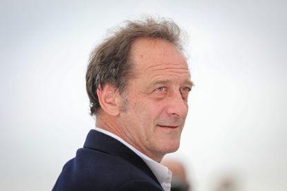 Vincent Lindon lors du festival de Cannes 2018