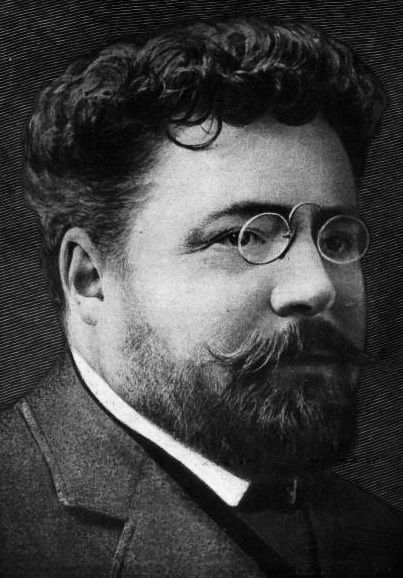 Portrait de Gaston Leroux en 1907