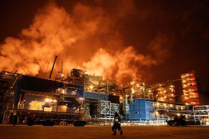 La Russie inauguré a en décembre dernier son gigantesque site gazier Yamal en Sibérie arctique