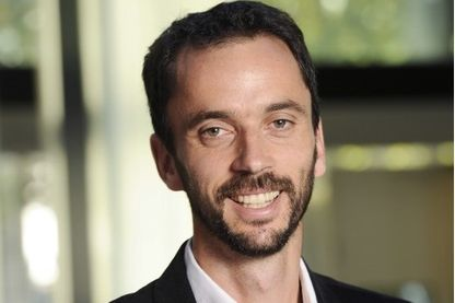 Luc Bronner, journaliste et directeur de la rédaction du Monde