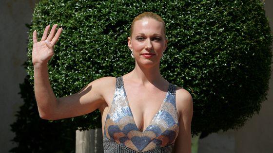 Katharina Wagner, directrice du festival, a commandé le nouvel opéra