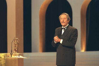 En 1999, Jean Rochefort recevait un César d'honneur...