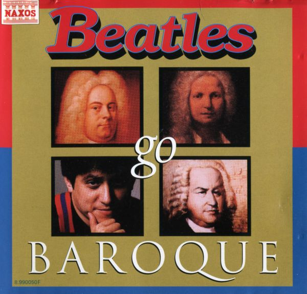 CD Beatles go Baroque