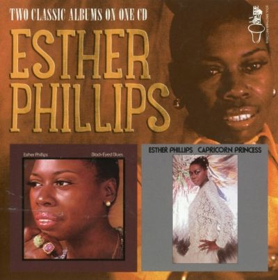 « I Got it Bad and that ain't Good »  par Esther Phillips, dans son album Black-Eyed Blues, 1973 (compilation Esther Phillips 2 Classics Albums in 1 CD - Black-Eyed Blues et Capricorn Princess)