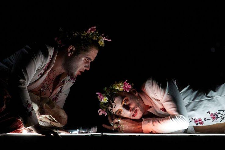 """Le final de """"Thyeste"""" de Sénèque, mis en scène par Thomas Jolly"""