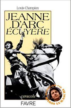 Jeanne d'Arc Ecuyère