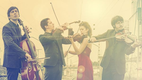 Concert du Quatuor Gerhard en direct du Festival Radio France Occitanie Montpellier