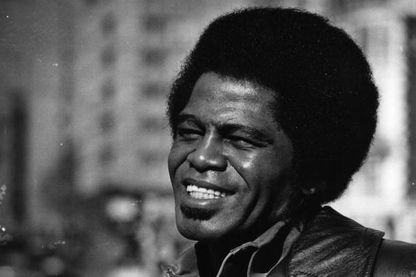 James Brown en 1971