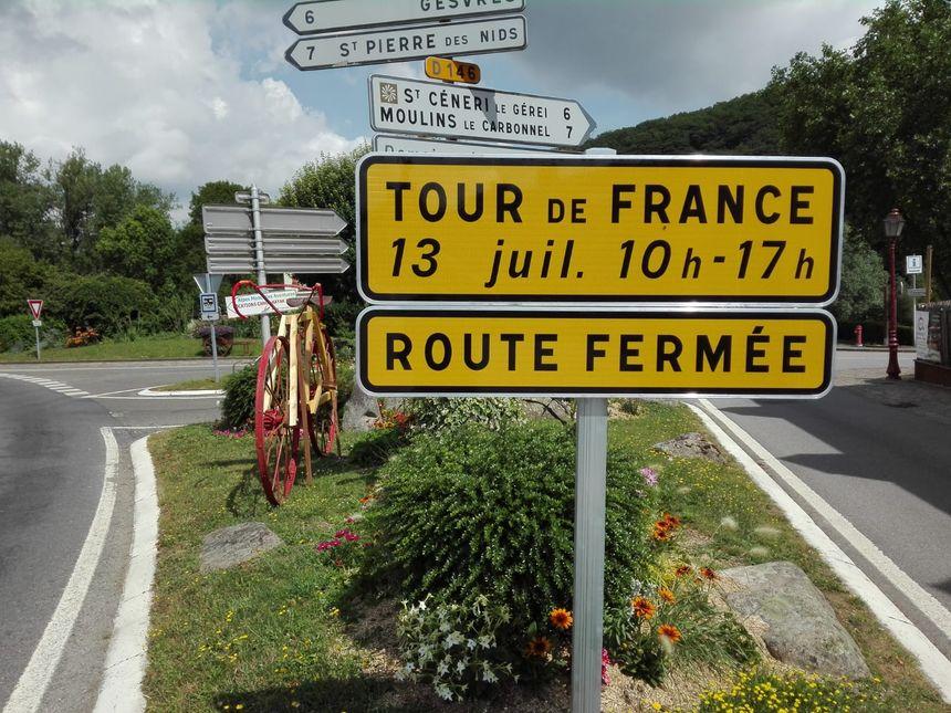 Le Nord Sarthe sera coupé d'Ouest en Est de 10h à 17h