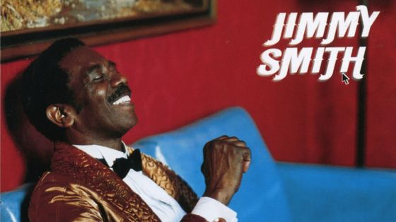Jimmy Smith, organiste