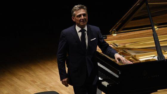 Michel Dalberto s'est produit dans un récital centré autour de Liszt dans le cadre du Festival de Radio France Occitanie Montpellier