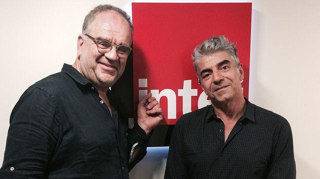 Laurent Delmas et Didier Varrod