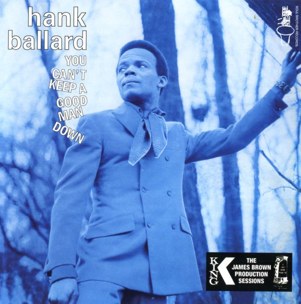 Hank Ballard, album You Can't Keep a Good Man Down