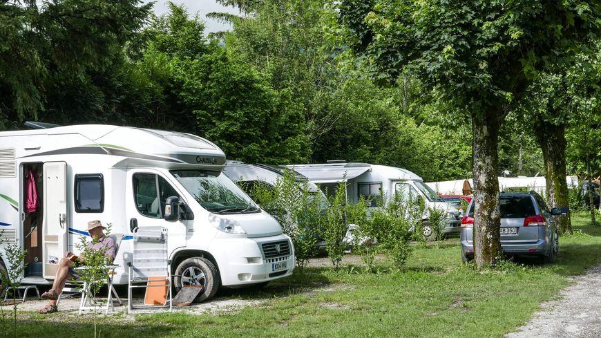 Certains campings de Vendée ont enregistré une baisse de fréquentation de 20% (photo d'illustration)
