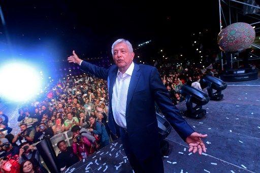 Andrés Manuel Lopez Obrador remporte une victoire historique à la présidentielle mexicaine, amenant la gauche au pouvoir pour la première fois dans un pays miné par la corruption et la violence