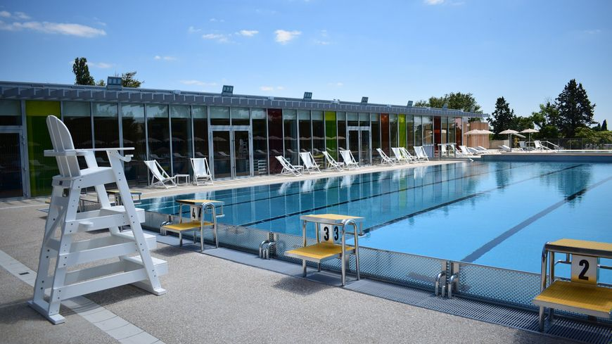 Le nouveau bassin extérieur sera ouvert toute l'année