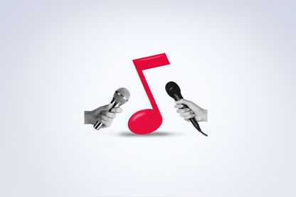 "Illustration émission pour ""La Playlist de France Inter"""