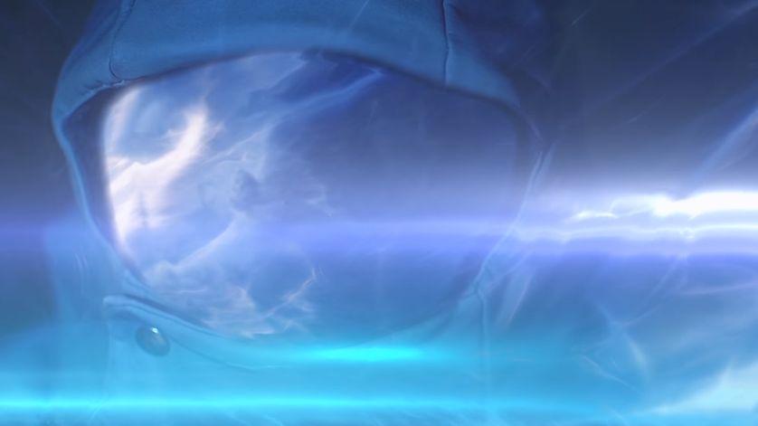 """Image extraite du clip """"Stargaze"""" de Louise Roam, réalisé par Laetitia Bech"""