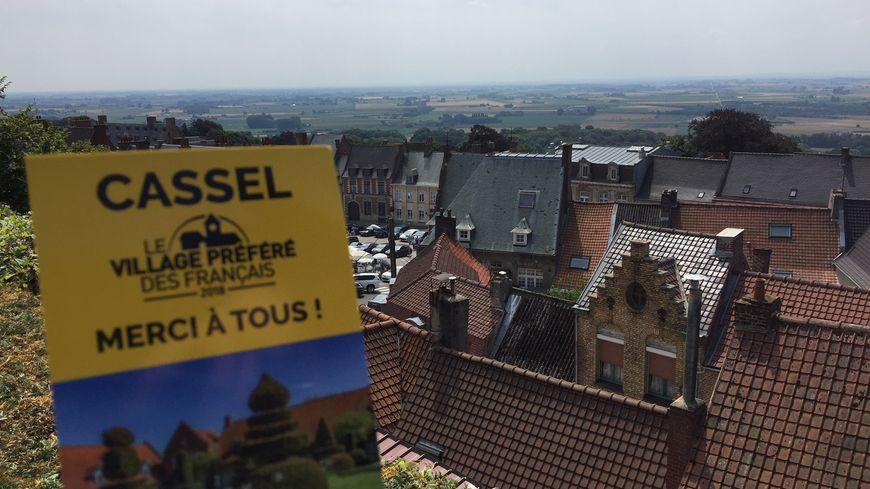 Le village de Cassel profite de sa nouvelle notoriété