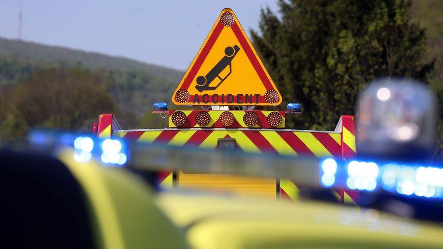 L'accident de la route s'est produit à Coursac