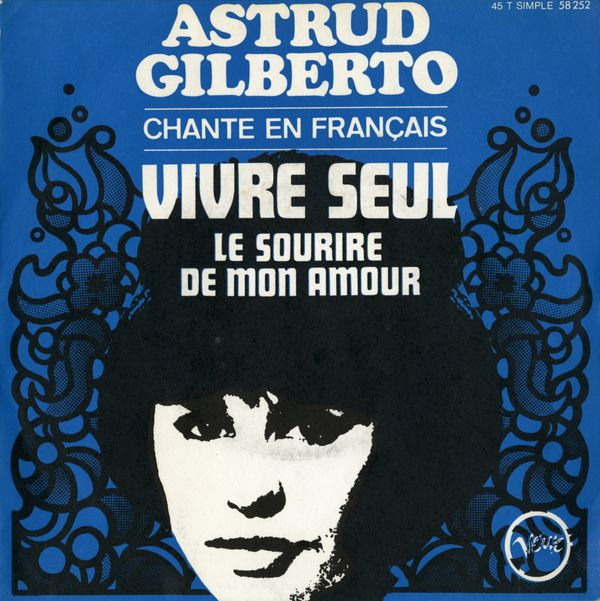 CD Astrud Gilberto Chante en Français