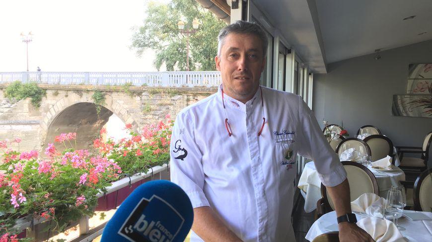 Olivier Gremillet, Maître Cuisinier de France