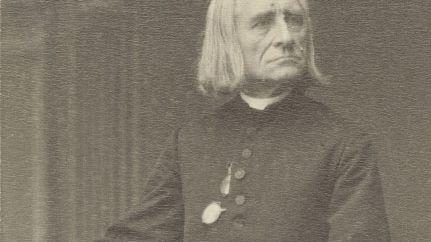Franz Liszt au pupitre