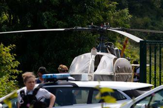 L'hélicoptère Alouette II, qui a servi à l'évasion spectaculaire de Redoine Faïd de sa prison de Réau (Seine-et-Marne), a été retrouvé carbonisé à Gonesse quelques heures après la fuite du détenu