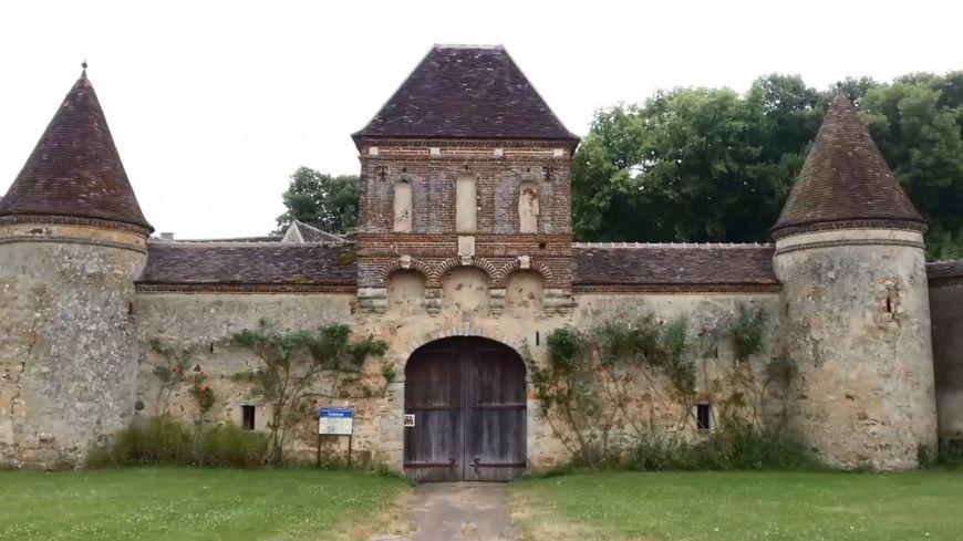 L'Abbaye de Vauluisant