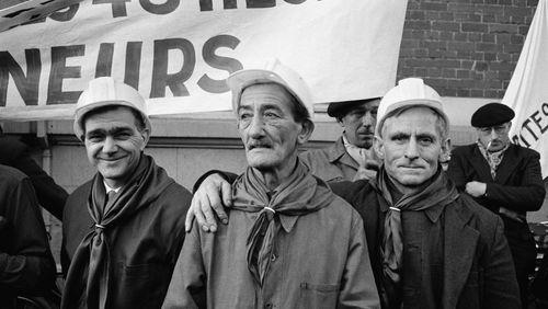 Épisode 4 : La grande grève des mineurs, en mars 1963
