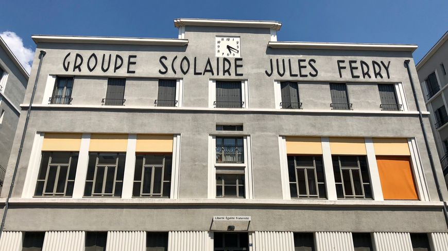 L'école Jules-Ferry fait partie des établissements grenoblois en travaux cet été en vue du dédoublement des classes