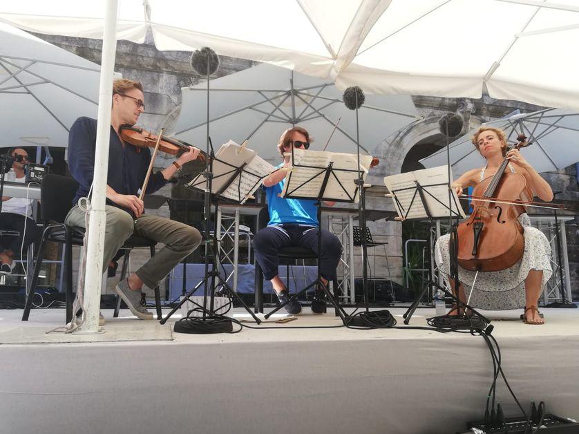 le Trio Jacob en live