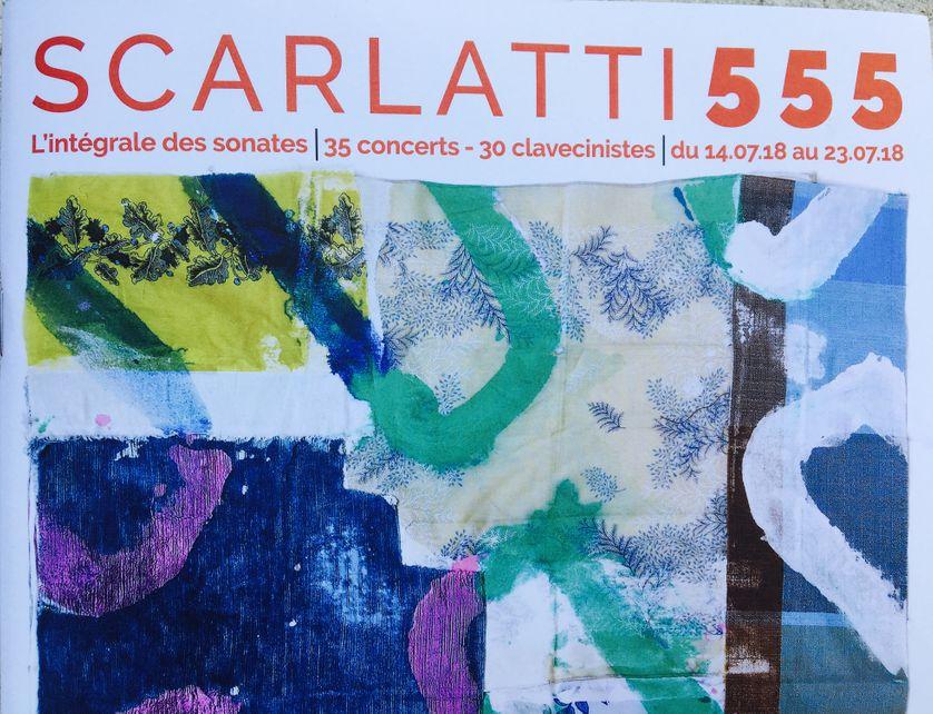 affiche Scarlatti