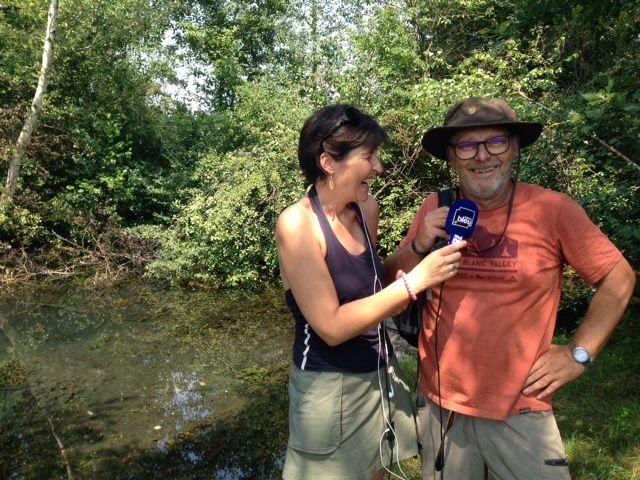 Caroline Paul et Benoît Koenig, photographe et guide !