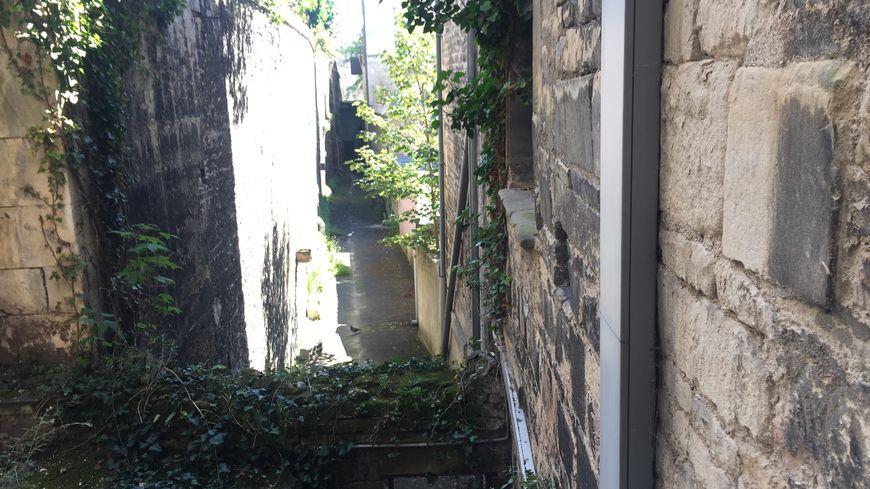 Insolite Une Rue Fantome Decouverte A Caen