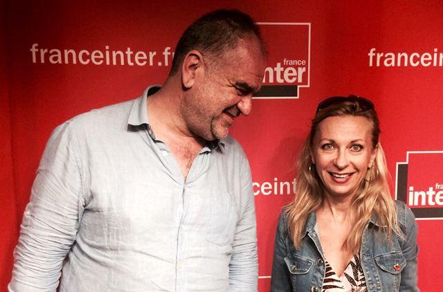 Laurent Delmas et Natalie Dessay