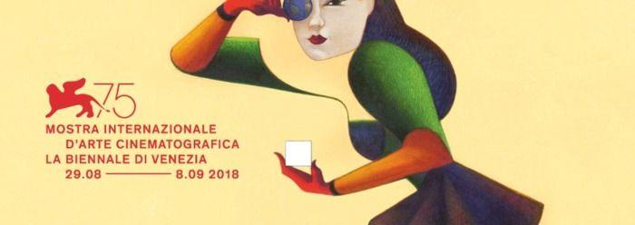 Affiche de la 75ème Mostra de Venise