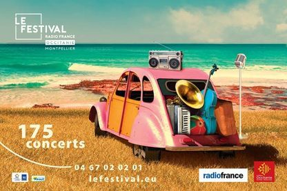 Affiche Festival Radio France