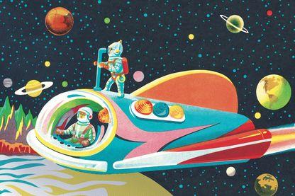 Exploration spatiale : homme ou robot ?