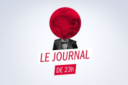 "Illustration émission ""Journal de 23h"""