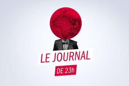 """Illustration émission """"Journal de 23h"""""""
