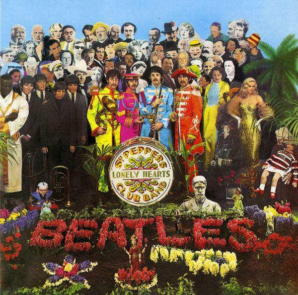 CD Beatles / Sgt Peppers
