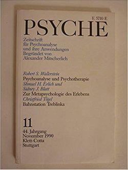 Psyche n°11, Bahnstation Treblinka. Zum Schicksal von Sigmund Freuds Schwester Rosa Graf