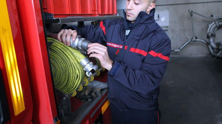 Pompiers illustration