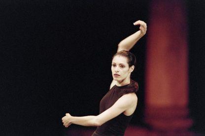 Marie-Claude Pietragalla en 1997