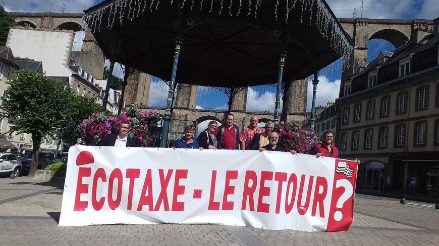 Plusieurs producteurs et travailleurs bretons organisent un rassemblement samedi 4 août contre une deuxième Écotaxe.