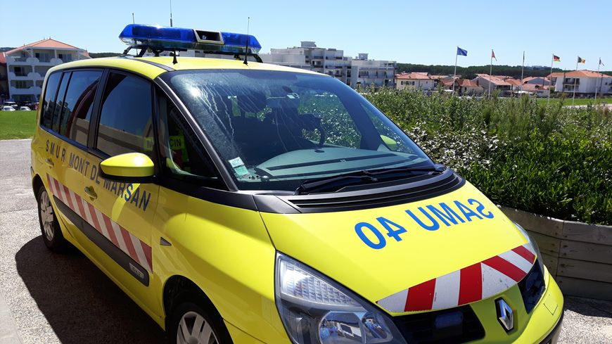 véhicule secours urgence Biscarrosse