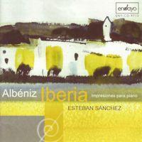 Iberia d'Albeniz par Esteban Sanchez