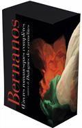 Coffret Bernanos : oeuvres romanesques complètes suivies de Dialogues des carmélites