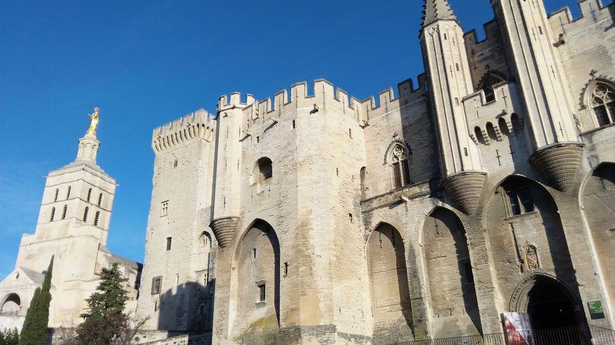 Le Palais des papes est un monument historique non un musée